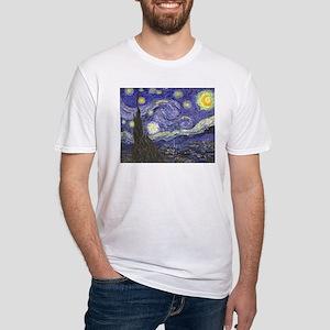 Starry Night by Vincent van Gogh T-Shirt