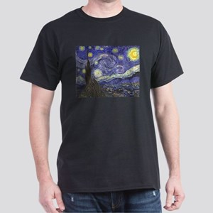 Starry Night by Vincent van Gogh T-Shirt