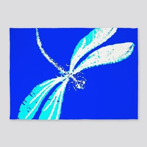 Essence Of A Dragonfly 5'x7'Area Rug