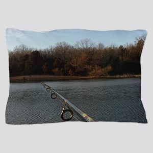 We Should Be Fishing. Fish Retro Tuna  Pillow Case