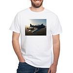 Dusk Flight Texan T-shirt