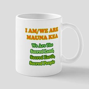 We Are Mauna Kea Mug