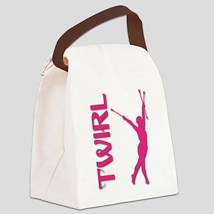 TWIRL Canvas Lunch Bag