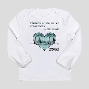 ITS A BEAUTIFUL... Long Sleeve T-Shirt