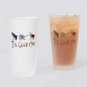 AMERICAN FLY FISHING Drinking Glass