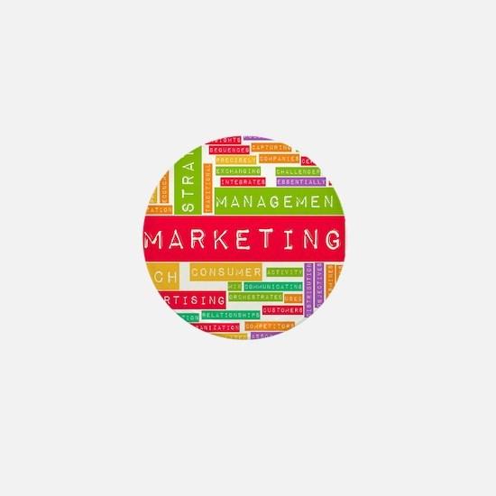 Branding and Marketing Mini Button