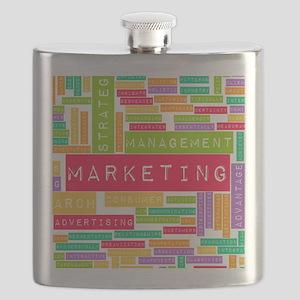 Branding and Marketing Flask