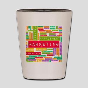 Branding and Marketing Shot Glass