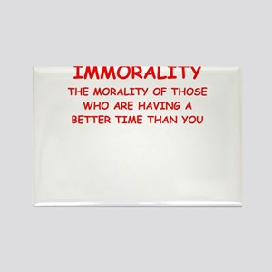 immorality Magnets