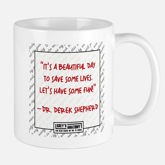 IT'S A BEAUTIFUL DAY Mug