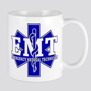 Star of Life (front) / Trauma Junkie (back) Mug