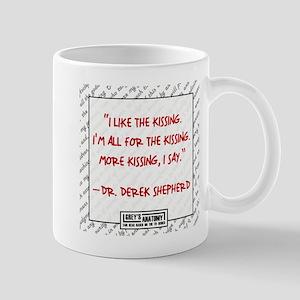 MORE KISSING Mug