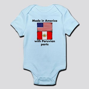 Made In America With Peruvian Parts Body Suit