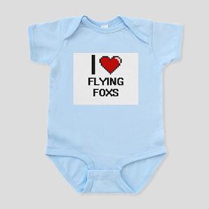 I love Flying Foxs Digital Design Body Suit