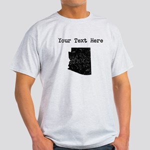 Arizona Silhouette (Custom) T-Shirt