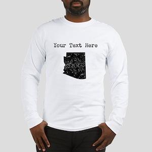 Arizona Silhouette (Custom) Long Sleeve T-Shirt
