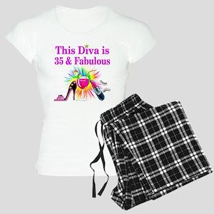 35TH PRIMA DONNA Women's Light Pajamas