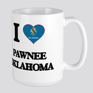 I love Pawnee Oklahoma Mugs