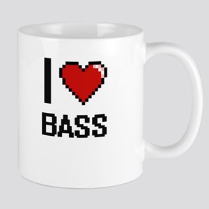 I love Bass Digital Design Mugs