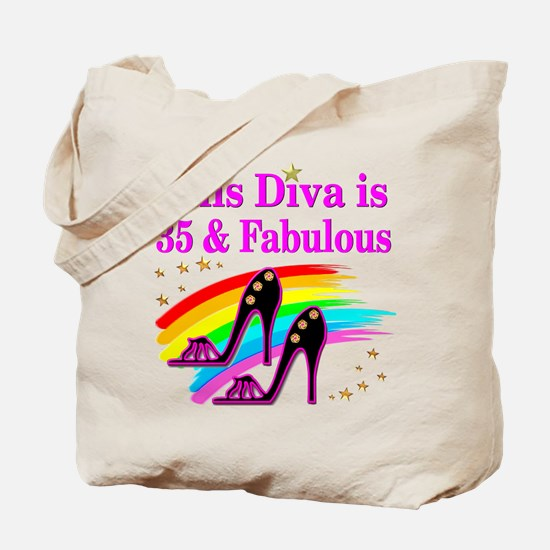 35TH PRIMA DONNA Tote Bag