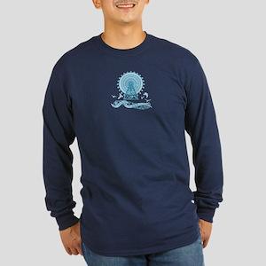 Cape Elizabeth Me - Lighthouse Long Sleeve T-Shirt