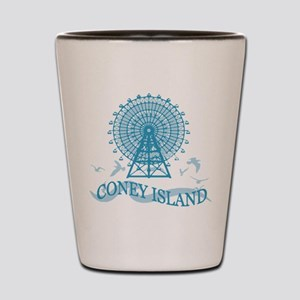 Cape Elizabeth ME - Lighthouse Design. Shot Glass