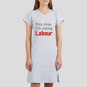 Labour - DS Women's Nightshirt