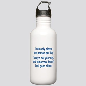 Today's Not Your Day Stainless Water Bottle 1.0L