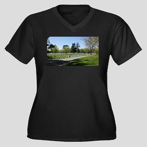 Washington DC Arlington Plus Size T-Shirt