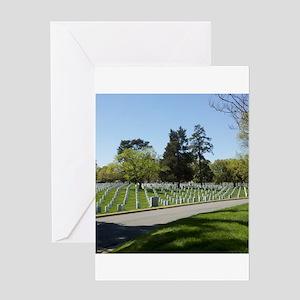 Washington DC Arlington Greeting Cards