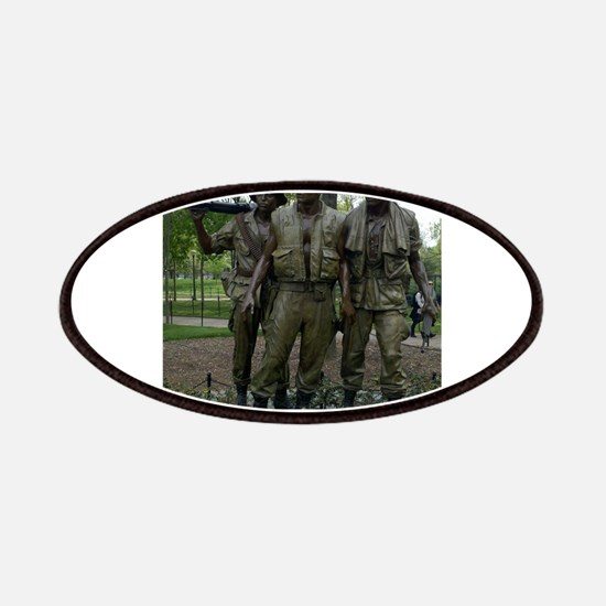 Washington DC war memorial Patch