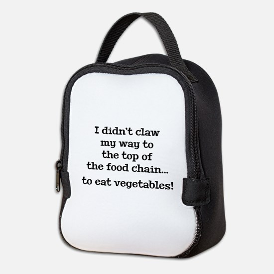 Top Of The Food Chain Neoprene Lunch Bag