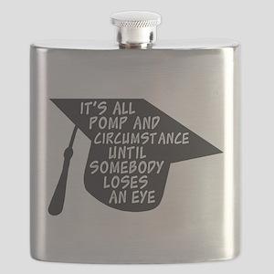 Funny Graduation Flask