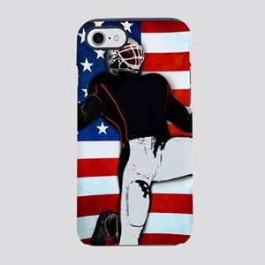 American Football Player iPhone 7 Tough Case