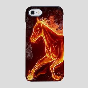 Fire Horse iPhone 7 Tough Case
