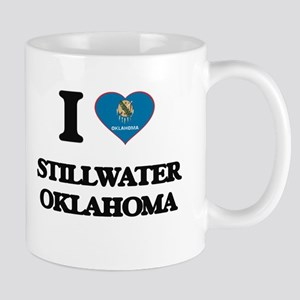 I love Stillwater Oklahoma Mugs