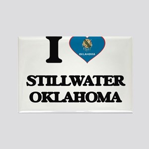 I love Stillwater Oklahoma Magnets