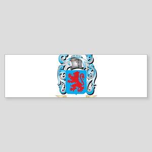 Avila Coat of Arms - Family Crest Bumper Sticker