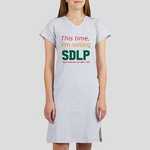SDLP - DS Women's Nightshirt