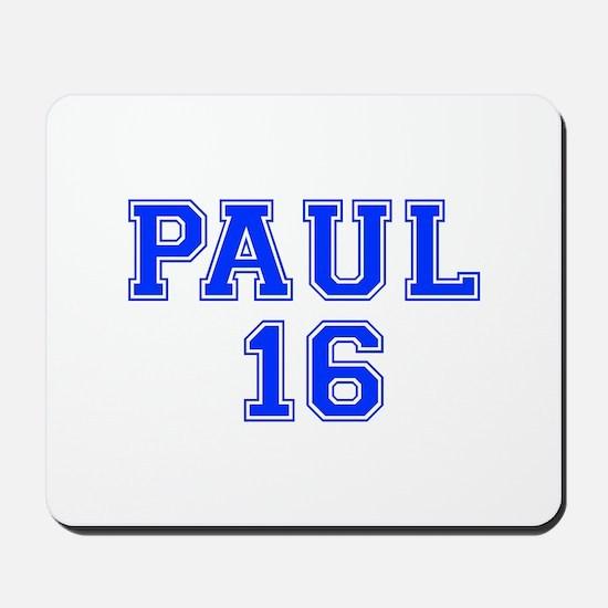 Paul 16-Var blue 4 Mousepad