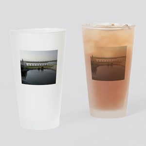 Chincoteague Channel View Drinking Glass