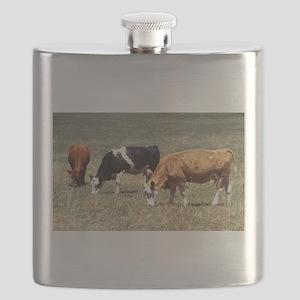 Cattle Farm Flask