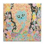 """""""Muerta Lisa"""" Tile Coaster"""