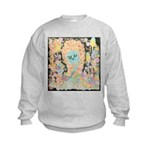 """Muerta Lisa"" Kids Sweatshirt"