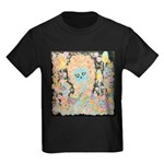 """Muerta Lisa"" Kids Dark T-Shirt"