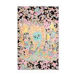 """""""Muerta Lisa"""" Mini Poster Print"""
