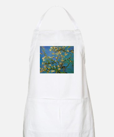 Blossoming Almond Tree by Vincent van Gogh Apron