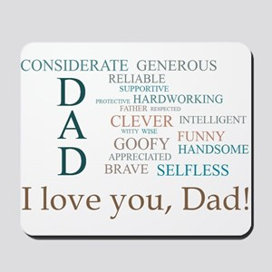 Gifts and More! Mousepad