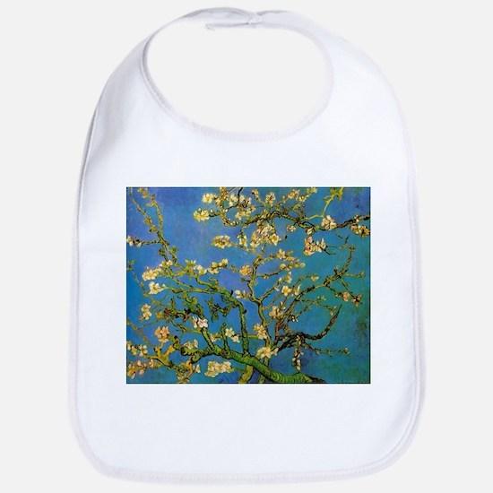 Blossoming Almond Tree by Vincent van Gogh Bib