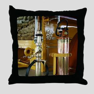 Firefighter gear and equipment 1 Throw Pillow